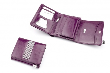 Ladies wallet with Swarovski crystals CV 120