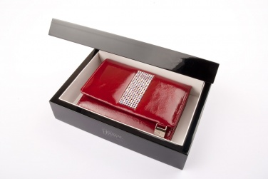 Ladies wallet with Swarovski crystals CV 130