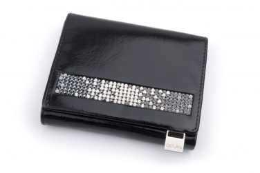 Ladies wallet with Swarovski crystals DV 120