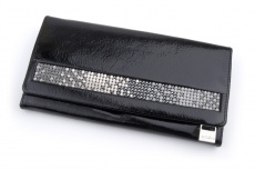 Ladies wallet with Swarovski crystals DV 150