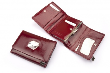 Ladies wallet with big Swarovski crystal AV 130