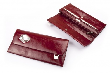 Ladies wallet with big Swarovski crystal AV 160